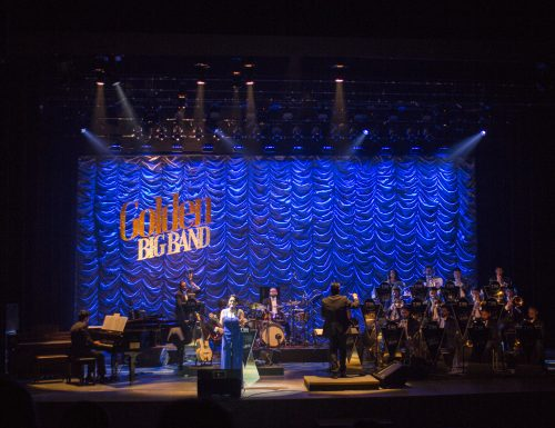 Golden Big Band en concierto