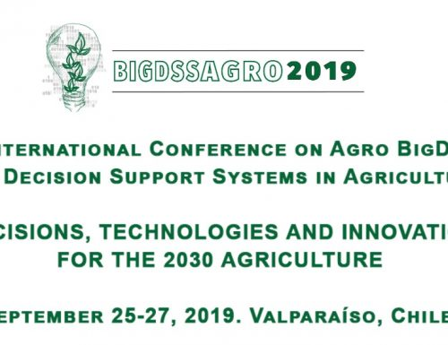 III International Conference on Agro BigData and Decision Support Systems in Agriculture